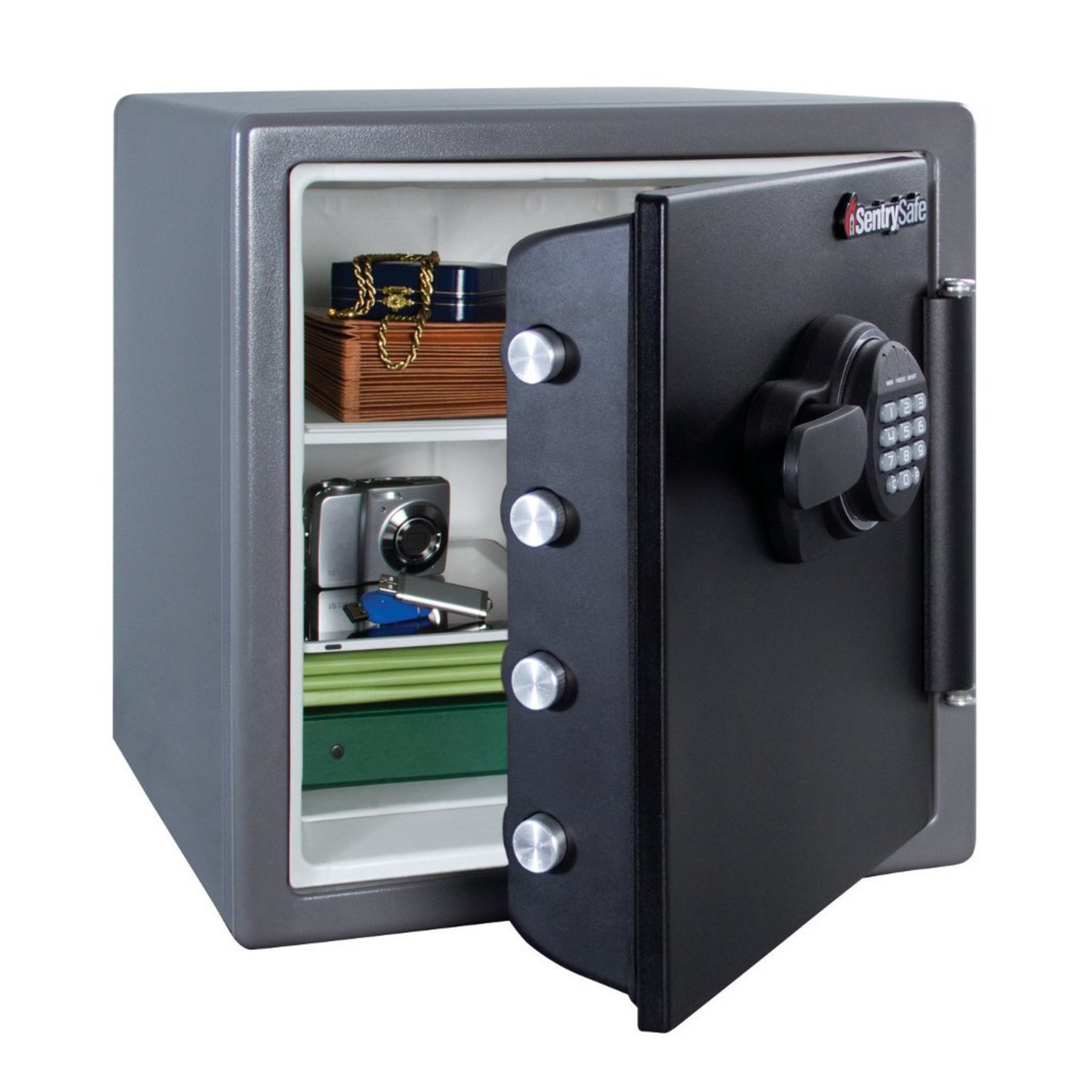 Sentry Sfw123fsc Electronic Fire Safe Airgead Ie
